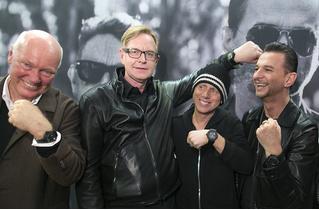 Depeche Mode и Hublot — время благотворительности