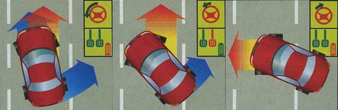 Научись делать автомобильные трюки, которые видел в кино!