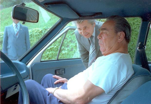 Фото №1 - Выпущен рейтинг самых популярных автомобилей пенсионеров России