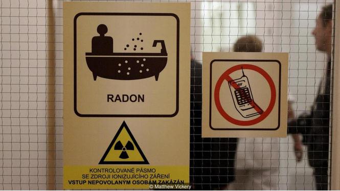В Чехии есть курорт, где лечат радиацией
