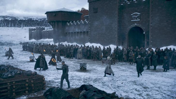 Фото №1 - HBO показал кадры из 4 серии финала «Игры престолов»