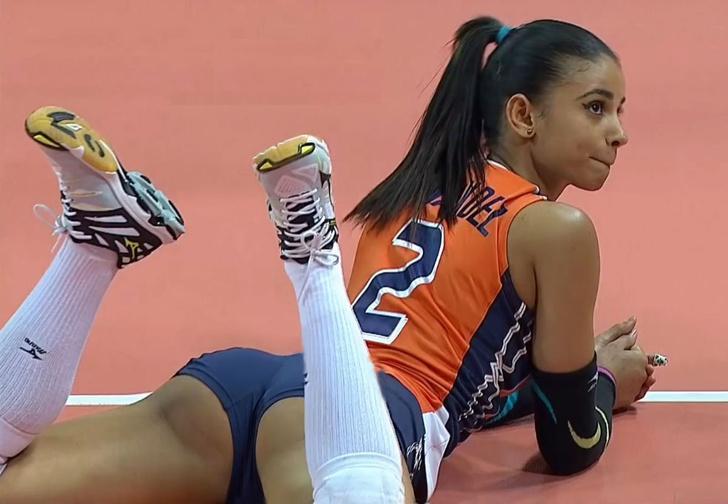Фото №1 - Самые горячие спортсменки мира: Уинифер Фернандес