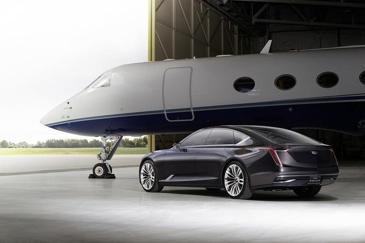Фото №4 - Cadillac Escala — возвращение на вершину премиум-класса
