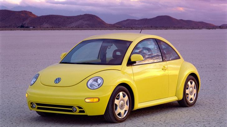 Фото №1 - Volkswagen снимет с производства «жука» в 2019 году