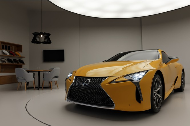Lexus Dome — новое мультифункциональное пространство в Москве