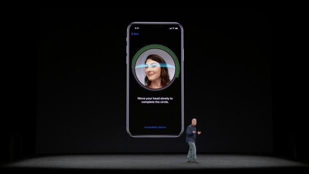 Дисплей и Face ID