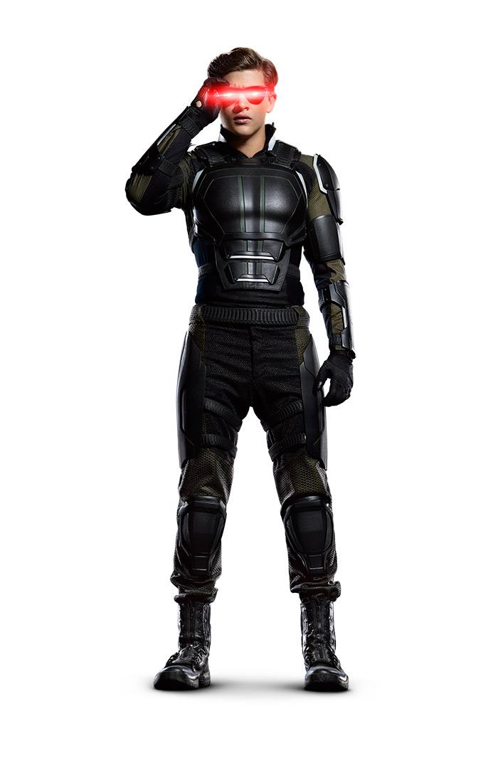 Фото №3 - Главное, чтобы костюмчик сидел. Одежда супергероев: как менялись костюмы трех знаковых персонажей «Людей Икс»: от оригинального комикса до 3D-будней
