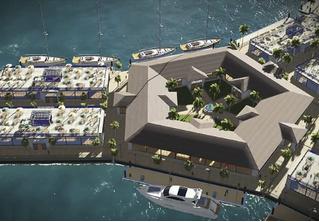 Первый плавающий город будет построен. Скоро! И вот как он будет выглядеть