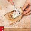 Фото №3 - Маслом внутрь! 4 самых простых мужских сэндвича