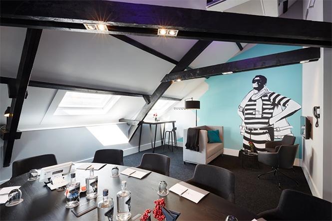 Фото №6 - Из-за дефицита уголовников нидерландские тюрьмы переделывают в отели