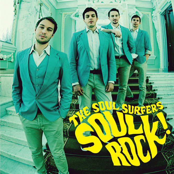 The Soul Surfers, Soul Rock!