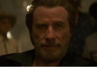Седой Джон Траволта в детективе «Ядовитая роза» (русский трейлер)