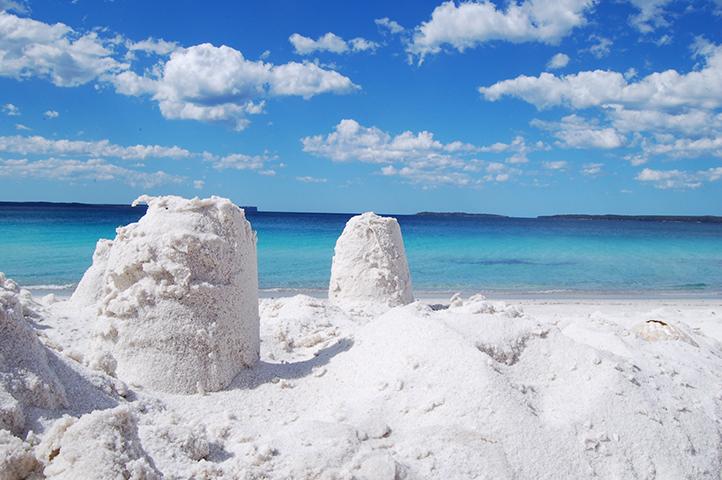 Hyams beach, Сидней, Австралия
