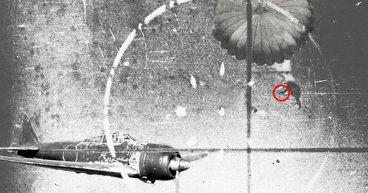 Фото №1 - Истребитель сбивает сам себя, и другие странные случаи гибели истребителей
