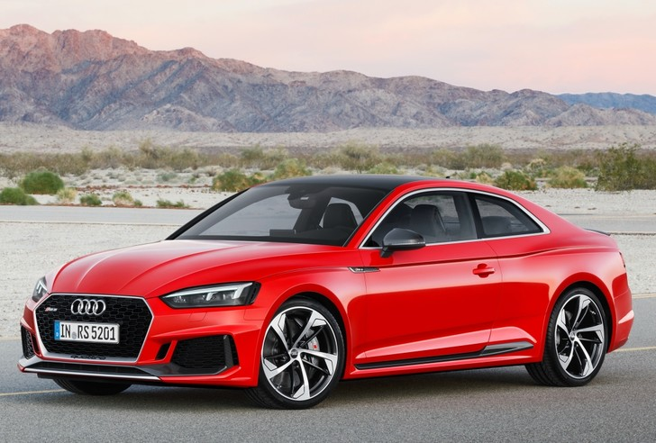 Фото №4 - Отвечаем на главные вопросы об Audi RS 5 Coupe