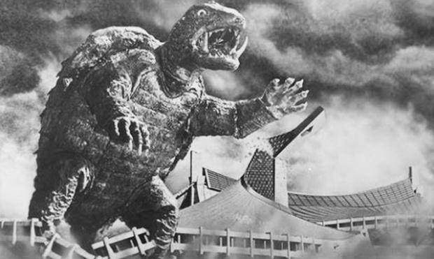 Фото №4 - 10 фильмов о гигантских монстрах, которые ты мог случайно пропустить