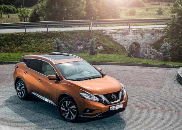Фото №1 - Nissan Murano: без компромиссов