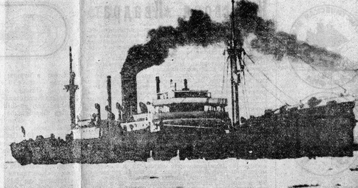 Фото №1 - Тральщик Т-116: история гибели арктического конвоя