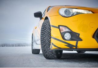 Continental устроил революцию в мире зимних шин
