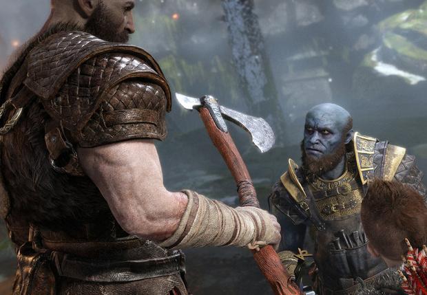 Фото №5 - Татуировка, борода и топор: почему все говорят о новой God of War