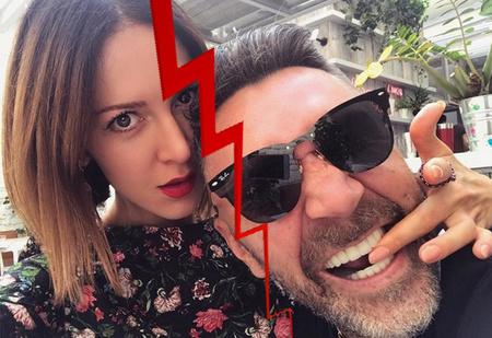Вот это да! Сергей Шнуров объявил о разводе с женой!