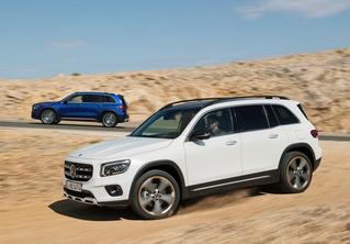 Mercedes-Benz GLB: внедорожников не может быть слишком много