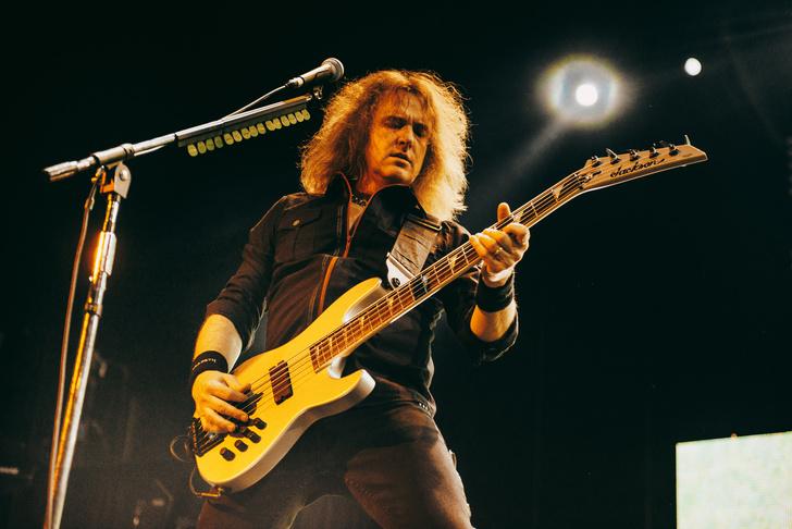 Фото №35 - Megadeth подняли температуру в Москве — посмотри и приобщись!