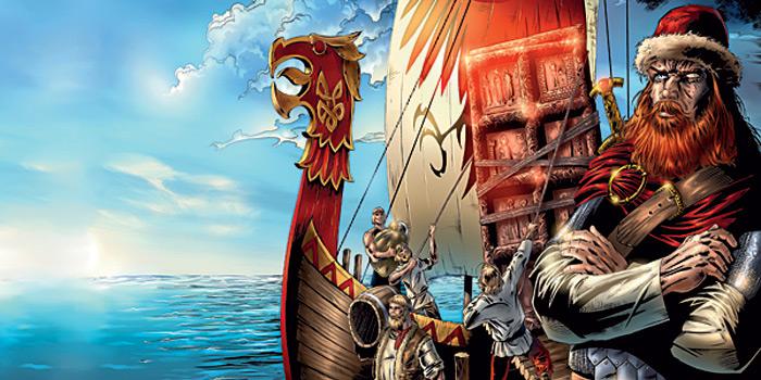 Фото №1 - Пираты Каспийского моря: непридуманная история российских пиратов