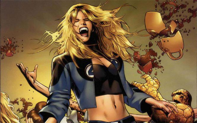 Фото №4 - 20 самых горячих героинь комиксов