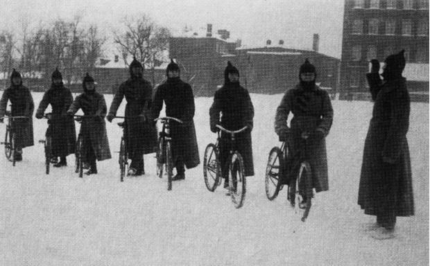 Фото №28 - Непридуманная история велосипедных войск