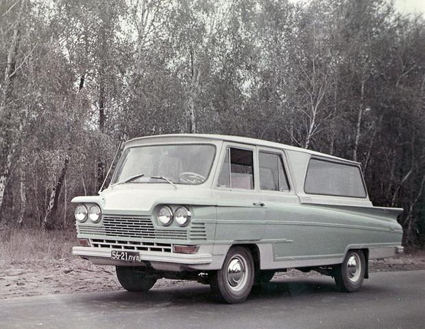 Фото №4 - 10 советских автомобилей, которым не стыдно было оказаться иномарками