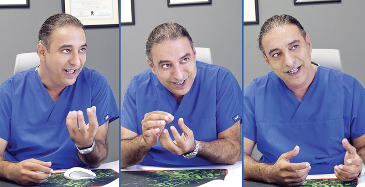 Фото №2 - Айхан Чолак: «Клонирование волос изменит всю нашу индустрию»