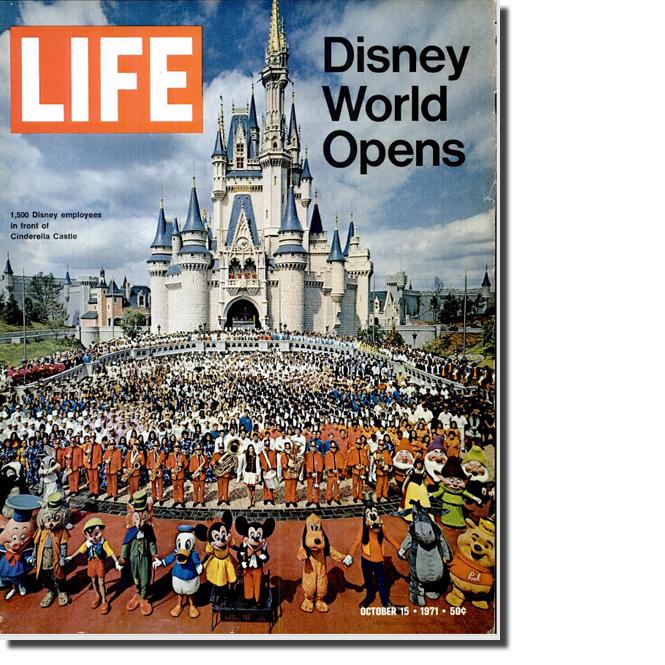 Фото №39 - Самые выдающиеся обложки в истории журнала Life