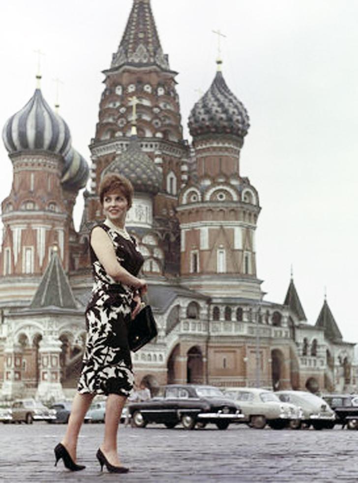 Фото №1 - Зарубежные звезды в СССР: 11 фото