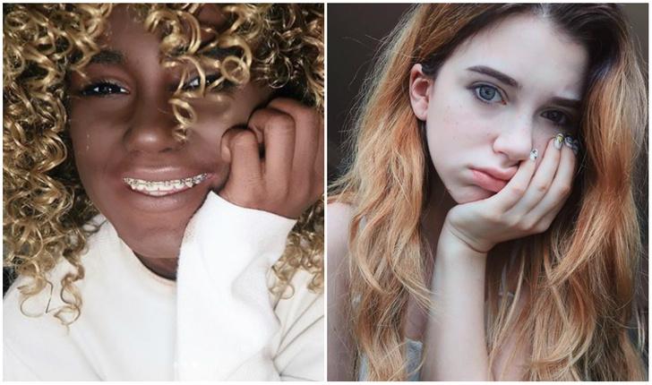Фото №1 - Американцы обвинили русскую блогершу в расизме и потребовали закрыть ее «Инстаграм»