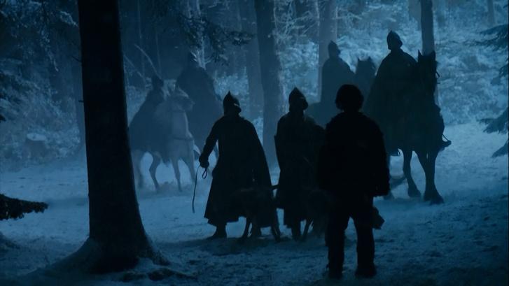 Фото №5 - Самые идиотские киноляпы в шестом сезоне «Игры престолов»
