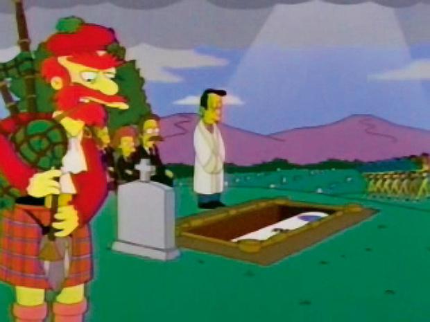 Похороны Мод