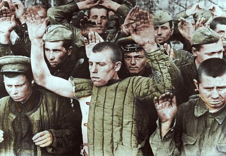 Фото №1 - Второй Сталинград: последний бой офицерских штурмовых батальонов