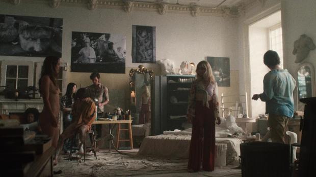 Фото №15 - Скромная Оливия Уайлд полностью обнажилась в сериале «Винил»