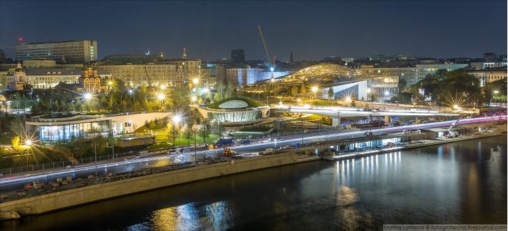 Фото №2 - Бизнесмен Сергей Галицкий подарил краснодарцам парк мечты