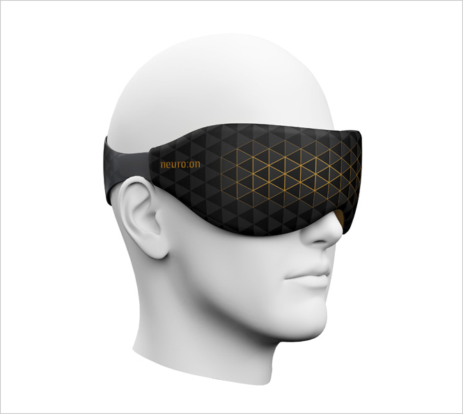 Маска для сна  Neuroon Technology