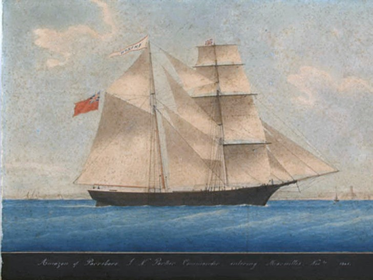 Фото №1 - Семь легендарных кораблей-призраков