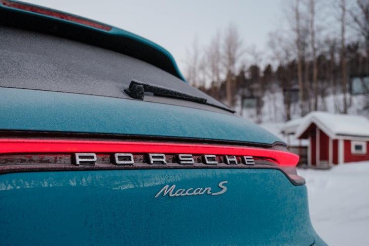 Фото №2 - Porsche Macan: испытан русским севером