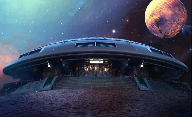Фото №8 - Советские постройки на других планетах