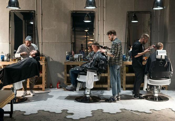 Коммунальный барбершоп: в столице открылся Barberherman & CO