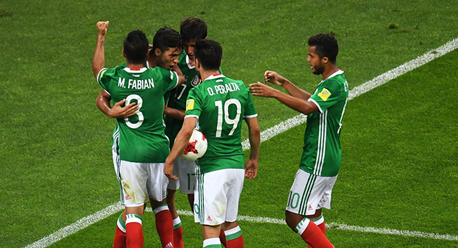 Фото №1 - Германия — Мексика: прогноз на полуфинал Кубка конфедераций