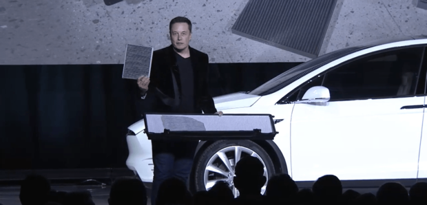 Фото №1 - «Режим защиты от химоружия» автомобилей Tesla действительно спасает от экстремального загрязнения воздуха