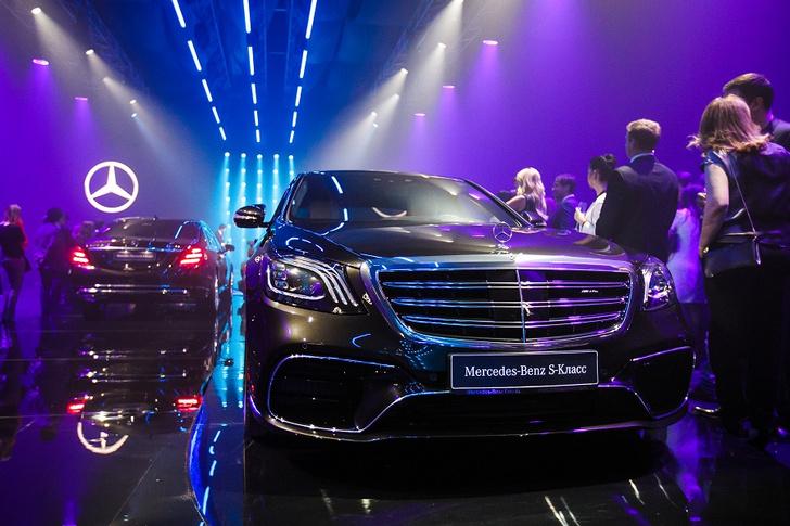 Фото №3 - Равнение на Mercedes