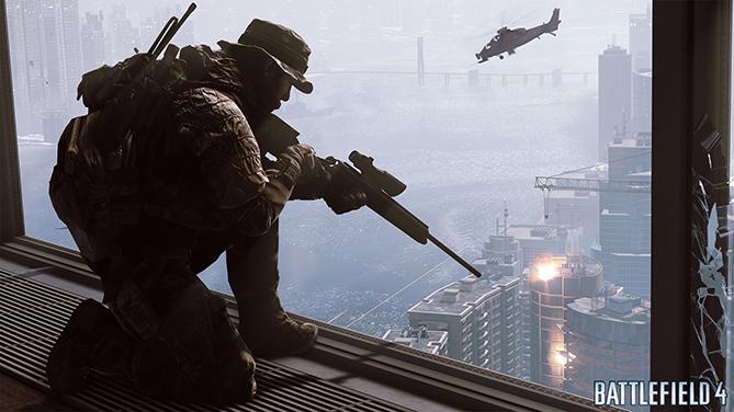 Фото №1 - Как не тратить деньги на отпуск, а отдохнуть в Battlefield 4