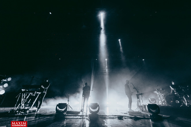 концерт alt-J в Crocus City Hall